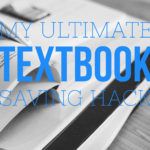 How to Cut Your Textbook Costs in Half