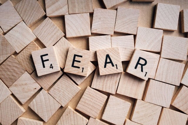 Learn how to overcome fear and improve your finances