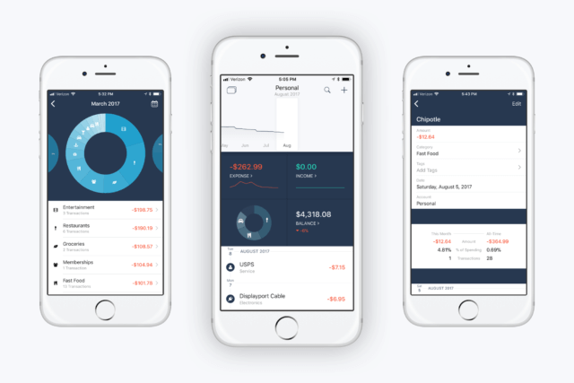 Slope personal finance app