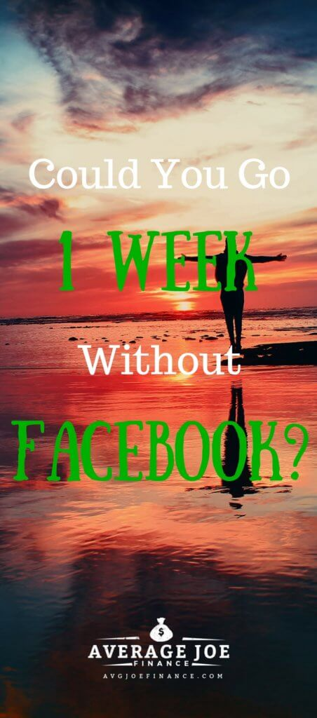 What I learned from a week without social media.